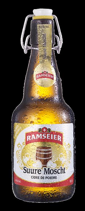 RAMSEIER Cidre de pomme clair