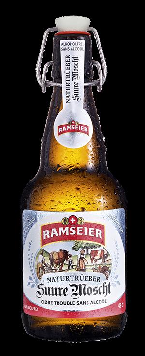 RAMSEIER Cidre de pomme non filtré