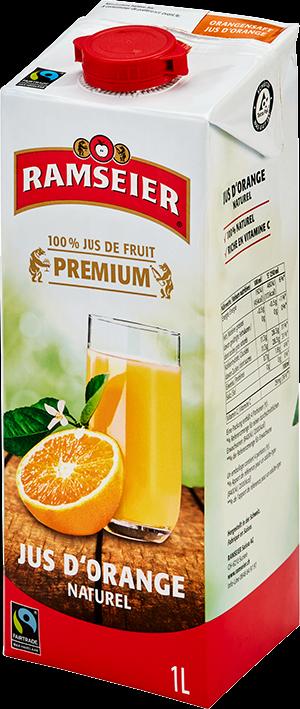 RAMSEIER Jus d'orange