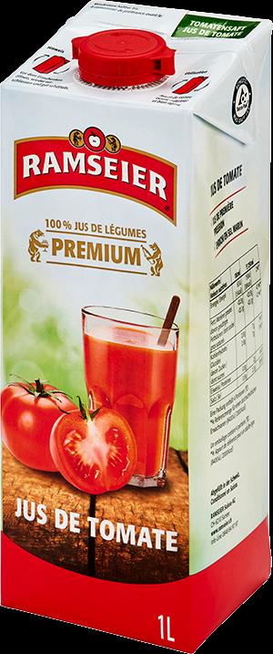 RAMSEIER Jus de tomate